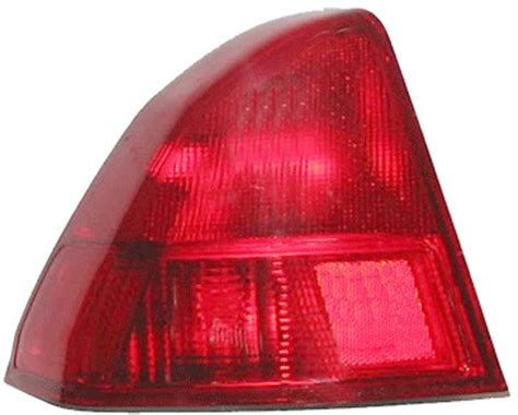 2002 honda civic tail light honda civic tail light lens at monster auto parts