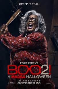 the latest boo 2 a madea halloween poster proves we are