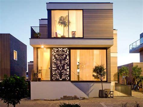 desain rumah berbentuk kotak minimalis modern desain rumah minimalis