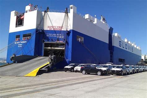 Hyundai Glovis by Hyundai Glovis Refuses To Use Us Registered Vessels