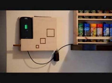 wall mounted charging station organizer wall mounted charging station organizer 8556