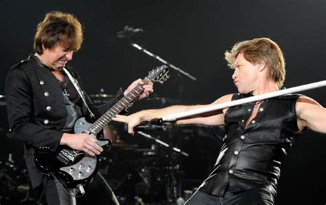 Richie Probably Not Back In Rehab by Richie Sambora Out Of Rehab Rejoining Bon Jovi Tour In