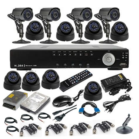 kit camaras de seguridad chile vigila camaras de seguridad cctv hd ip video