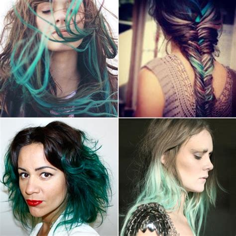 imagenes de mechas verdes tudo sobre mechas verde 187 pausa para feminices