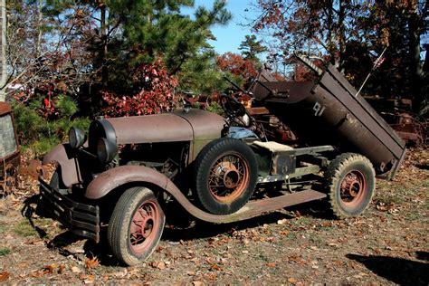 images transport rust truck junk  car