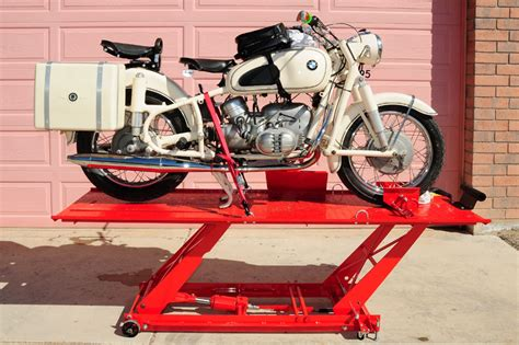 harbor freight motorcycle lift table motorcycle lift