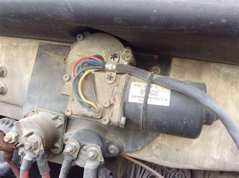 sprague wiper motor wiring diagram sprague wiper parts