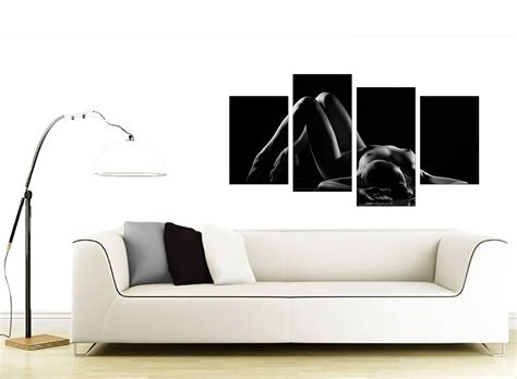 sensual bedroom wall art black white erotic bedroom canvas wall art pictures xl set