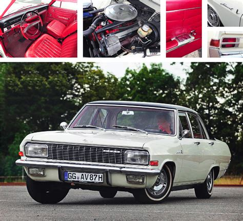 opel diplomat interior opel s flagships cool kapitan admiral and diplomat drive