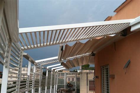 copertura terrazza copertura terrazza per attico ma co s a s di corbella
