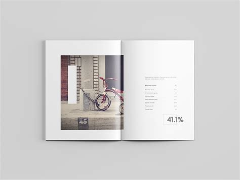free download layout magazine psd letter magazine mockup psd download on behance