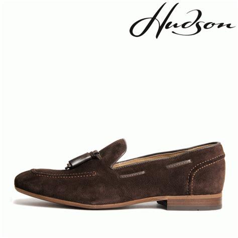 Kickers Slip G I Suede hudson hudson suede brown slip on loafer shoes
