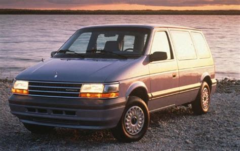 how does cars work 1995 plymouth grand voyager free book repair manuals 1995 plymouth voyager information and photos zombiedrive
