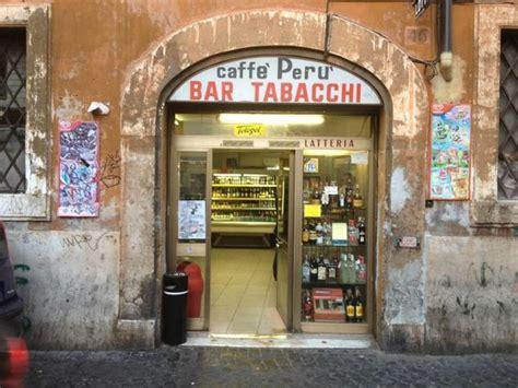 trattoria co dei fiori caffe peru rome regola restaurant reviews phone