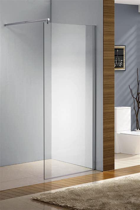 duschabtrennung milchglas duschabtrennung glas duschwand walk in nano duschkabine