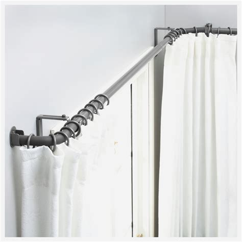 putting up shower curtain rod simple ways to put on shower rod flange the decoras