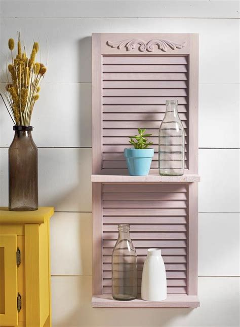 diy shutter projects 316 best wall decor diy projects images on