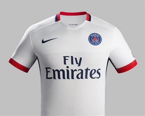 New York Away 2015 2016 le psg et nike d 233 voilent le nouveau maillot away 2015 2016