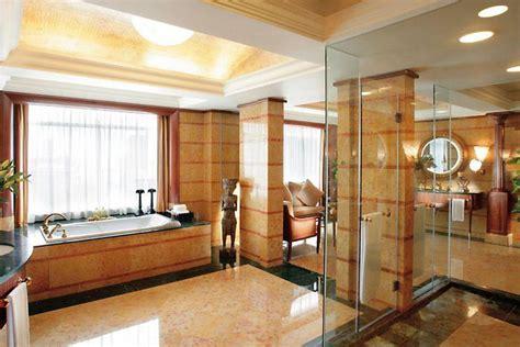 presidential suite bathroom hotel review the mandarin oriental kuala lumpur