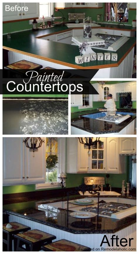 Do Granite Countertops Cause Cancer by Painted Formica Countertop Paint Kitchen Countertops