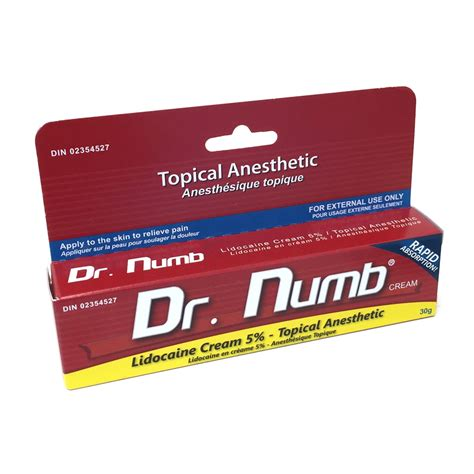 numbing tattoo cream dr numb topical anesthetic numbing