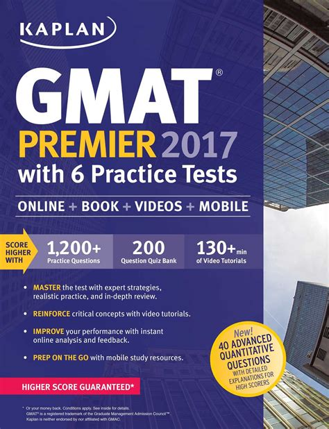 gmat math prep course books 38 gmat premier 2017 with 6 practice tests