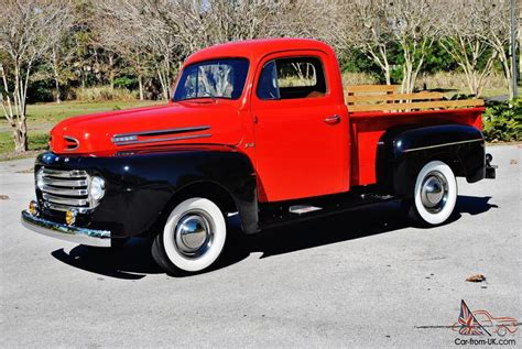 absolutley beautiful 1950 ford f 1 1 2 ton up truck
