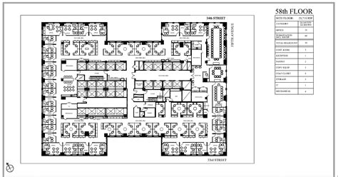 layout of the empire state building renting an office at the empire state building