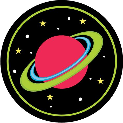 space birthday party invitations party pack