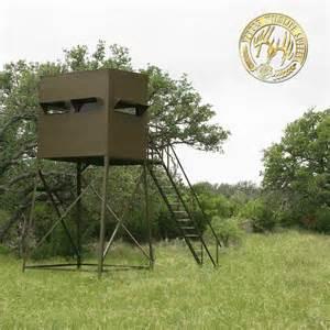 Elevated Deer Blinds 5x7 Deer Blinds For Sale Elevated Deer Blinds Texas