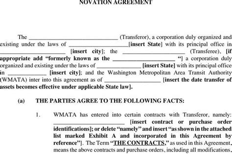 agreement template   premium templates