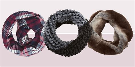 9 best infinity scarves for winter 2017 knit and woven