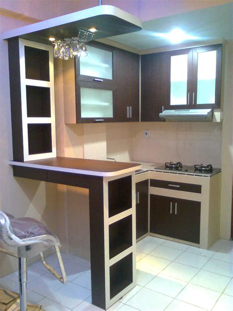 Harga Meja Sudut Kecil by Kitchen Set Marvel Interior Design