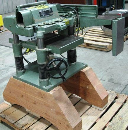 hitachi fa jointer planer combo ebay  wood