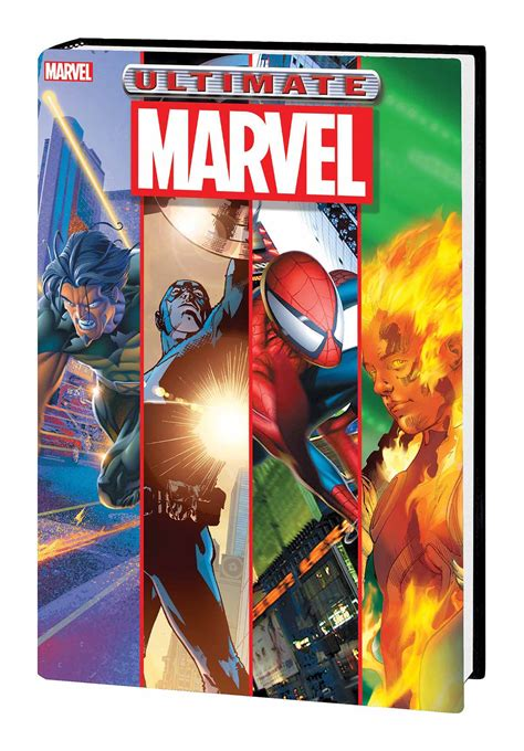 avengers omnibus vol 3 ultimate marvel omnibus vol 1 fresh comics