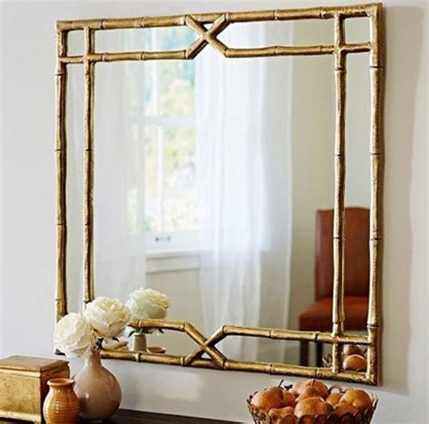 bamboo bathroom mirror incorporate mirrors glass in your bathroom