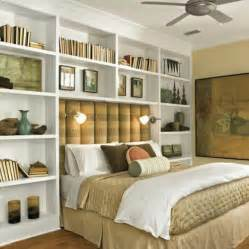 bookshelves for bedrooms shelves around bed bedrooms built
