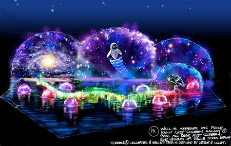 world of colors the world of color concept designing disney