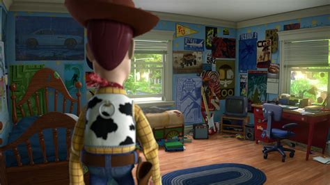 toy story andys bedroom disney fans the pixarist build exact replica of toy story