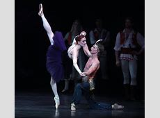 'Le Corsaire' From American Ballet Theater - The New York ... Ethan Stiefel Gillian Murphy