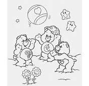 Imprimir Desenhos Dos Ursinhos Carinhosos Para Colorir E