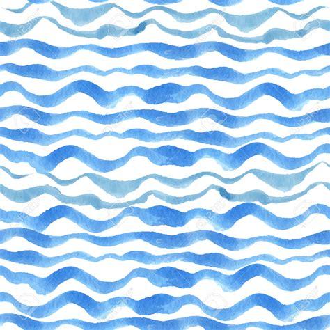 watercolor ocean pattern drawn pattern ocean wave pencil and in color drawn