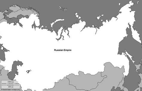 russian empire map russian empire was successor