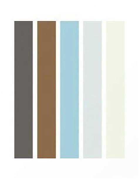 brown color combination grey brown blue cream colors color scheme combo