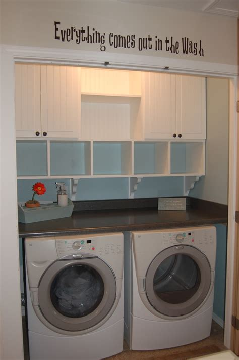 Laundry Closet The Sparitarian My New Laundry Quot Room Quot