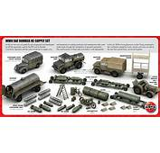 Airfix A05330 WWII RAF Bomber Re Supply Set 172