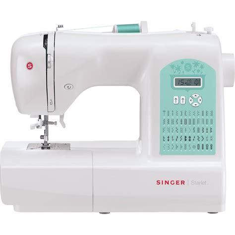 Barn Stars Home Decor Singer Starlet 6660 Sewing Machine Hobbycraft