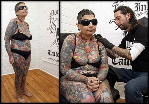 blind has tattoos all for meet the blind who got entire