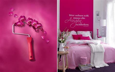 orchidee im schlafzimmer sch 214 ner wohnen kollektion sch 214 ner wohnen trendfarbe