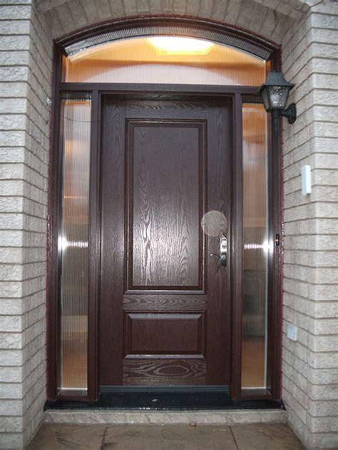 fiberglass doors front entry doors wood grain fiberglass